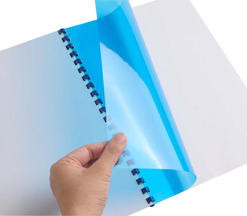 color binding sheet