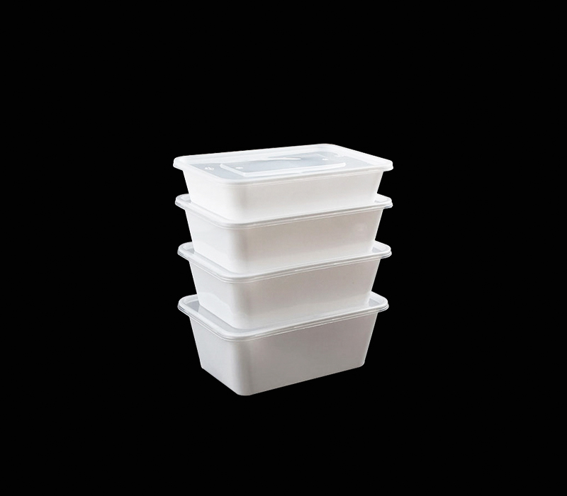 Types of disposable thermal lunch boxes