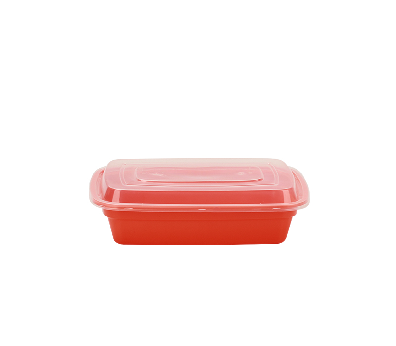 American style lunch box
